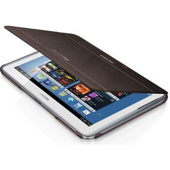 Samsung polohovací pouzdro EFC-1G2NA pro Galaxy Note 10.1. (N8000/N8010), hnědá