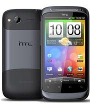 HTC Desire S modrá