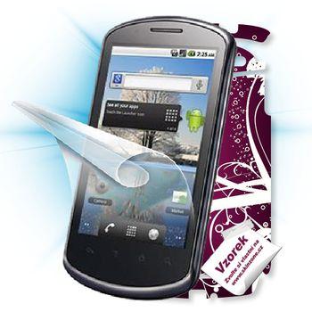 Fólie ScreenShield U8800 ochrana displeje-displej+voucher na skin