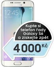 Samsung Galaxy S6 edge+ G928F 64GB Gold Platinum - akce 4 000 Kč zpět!