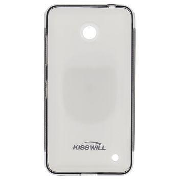 Kisswill TPU ochranný kryt pro Lenovo P70, bílý
