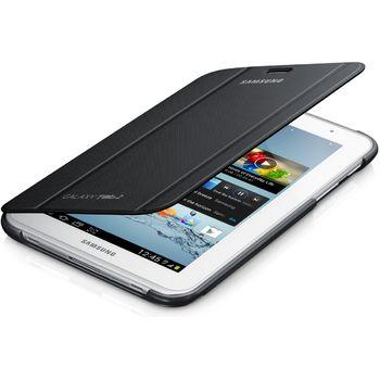 Samsung polohovací pouzdro EFC-1G5SGE pro Samsung Galaxy Tab 2, 7.0 (P3100/P3110), tmavě šedá