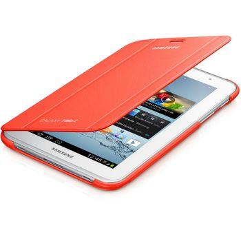 Samsung polohovací pouzdro EFC-1G5SOE pro Samsung Galaxy Tab 2, 7.0 (P3100/P3110), oranžová