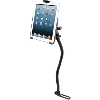 RAM Mounts držák na iPad mini do auta s úchytem na patu sedadla spolujezdce, sestava RAM-B-316-1-AP14U
