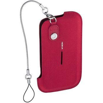 Pouzdro Nokia CP-506 pro Nokia E5 (červené)