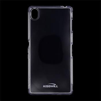 Kisswill TPU ochranný kryt pro Sony D6603 Xperia Z3, bílý