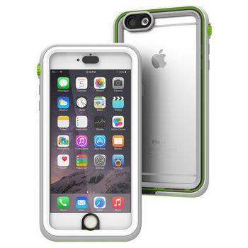 Catalyst vodotěsné pouzdro pro iPhone 6 Plus, bílo-zelená