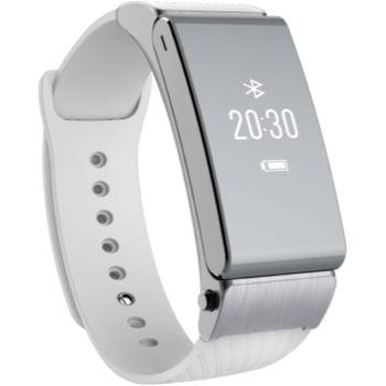 Huawei TalkBand B2, stříbrno-bílá