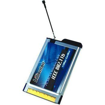Billionton PCMCIA WiFi WLAN 802.11B karta