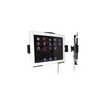 Brodit držák do auta na Apple iPad 2/3 bez pouzdra, se skrytým nabíjením