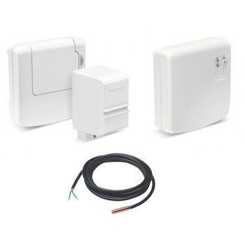 Honeywell Evohome TV - bezdrátový snímač teploty v zásobníku (příložný + ponorný) + spínací jednotka