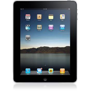 Apple iPad 64GB Wi-Fi Cz + Krusell Gaia černá