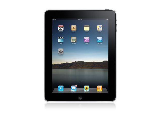 obsah balení Apple iPad 32GB Wi-Fi Cz + Krusell Luna hnědá