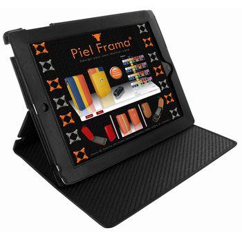 Piel Frama pouzdro pro iPad 4 Cinema, Black