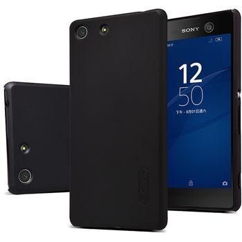 Nillkin zadní kryt Super Frosted pro Sony E5603 Xperia M5, černý