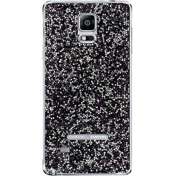 Samsung výměnný zadní kryt Swarovski EF-ON910RB pro Galaxy Note 4 (N910), fialový