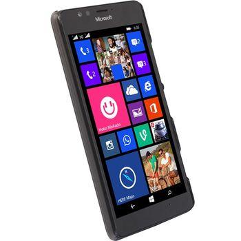 Krusell zadní kryt Boden pro Microsoft Lumia 950, černé