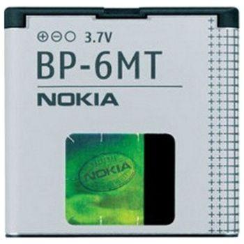 Baterie Nokia BP-6MT pro Nokia N81, N81 8GB, N82, E51, 1050mAh