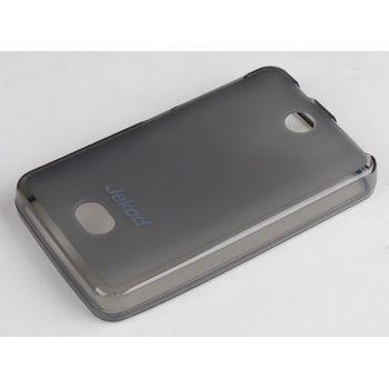 Jekod TPU silikonový kryt Nokia 501, černá