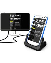 Kidigi dobíjecí kolébka pro Samsung Galaxy S III (i9300) s HDMI výstupem