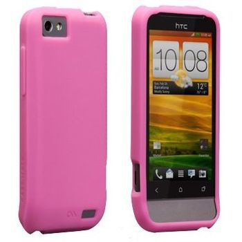 Case Mate pouzdro Emerge Smooth Case pro HTC ONE V Pink
