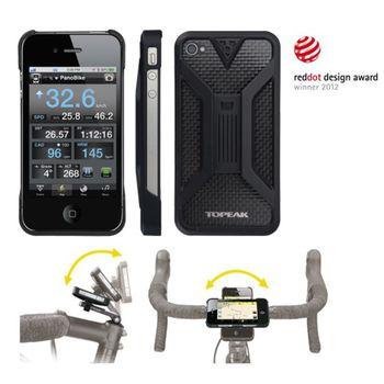 Topeak RideCase pro iPhone5 černá, rozbaleno