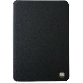 ANYMODE pouzdro se stojánkem pro Samsung Galaxy TAB 2 7.0 antibakt. folie, PU kůže, černé