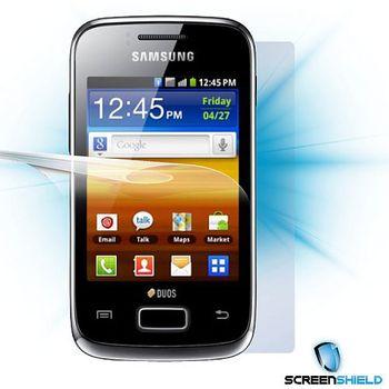 Fólie ScreenShield Samsung S6102 Galaxy Y Duos - celé tělo