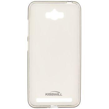 Kisswill TPU pouzdro Asus Zenfone Max ZC550KL, černé