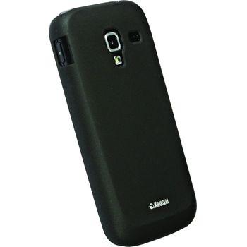 Krusell hard case - ColorCover - Samsung i8160 Galaxy Ace 2  (černá metalíza)
