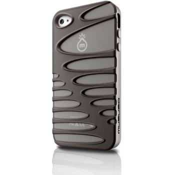 Musubo pouzdro Sexy pro Apple iPhone 4/4S - černá