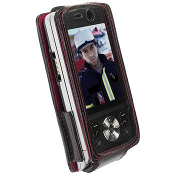 Krusell pouzdro Dynamic - Sony Ericsson W910i