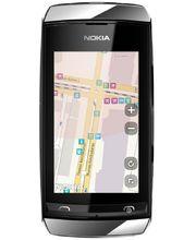 Nokia Asha 306 Silver White