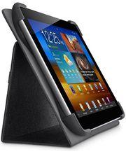Belkin Bi-Fold Folio pouzdro pro Samsung Galaxy Tab 2 7.0, černá kůže (F8M386cwC00)