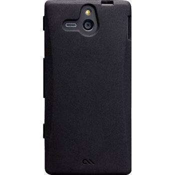 Case Mate Emerge Smooth case pro Sony Xperia U Black