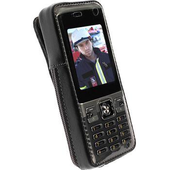 Krusell pouzdro Classic - Sony Ericsson C702