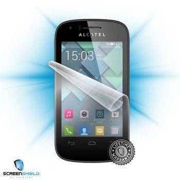 Fólie ScreenShield Alcatel ONETOUCH 4015D Pop C1 - displej