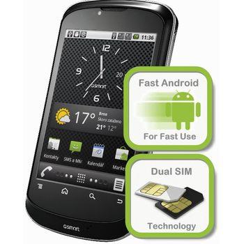 GIGABYTE GSmart G1315, Dual SIM, GPS, WiFi, BT, Android 2.2 (pro dvě SIM)