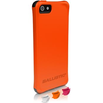 Ballistic Smooth Series pro iPhone 5/5S, oranžová