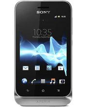 Sony Xperia Tipo Dual (ST21i DS) - stříbrná