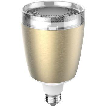 Sengled chytrá LED žárovka PULSE Flex s reproduktorem JBL, závit E27, champagne