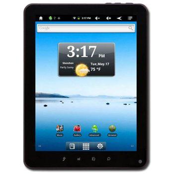 "Prestigio Multipad PMP5080CPRO, Android 4, 8"" display 800x600, Wi-Fi, 8GB flash, černá"