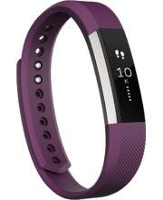 Fitbit Alta S, fialová