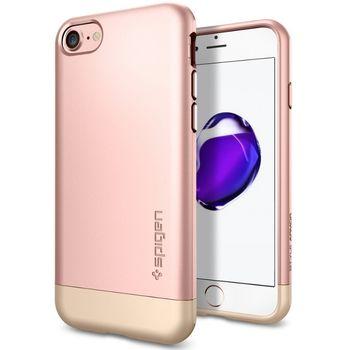 Spigen ochranný kryt Style Armor pro iPhone 7, růžová