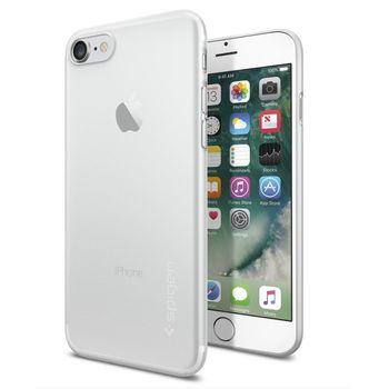 Spigen ochranný kryt Air Skin pro iPhone 7, průhledná