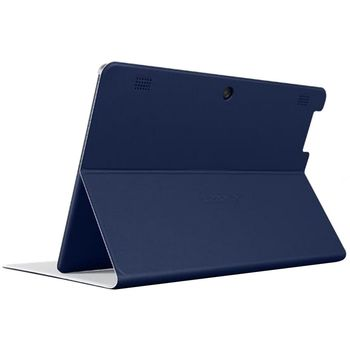 Lenovo pouzdro Folio Case + fólie na displej pro TAB 2 A10-30, modré