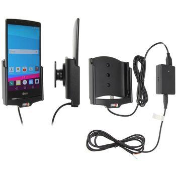 Brodit držák do auta na LG G4 (H815) bez pouzdra, se skrytým nabíjením