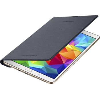 Samsung flipové pouzdro EF-DT700BB pro Galaxy Tab S 8.4, černá