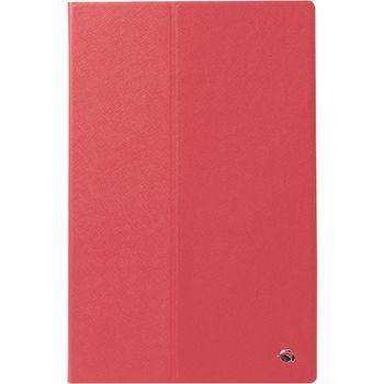 Krusell pouzdro FlipCover Malmö - Apple iPad Mini Retina, červená