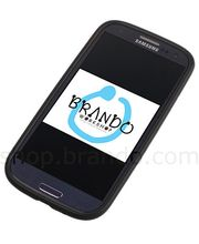 Pouzdro měkké plastové Brando - Samsung Galaxy S III i9300 (černá)